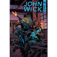 JOHN WICK #5 (OF 5) CVR A VALLETTA
