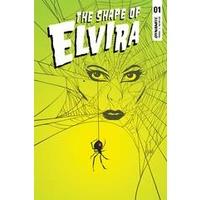 ELVIRA SHAPE OF ELVIRA  # 1 CVR C STRAHM