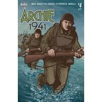 ARCHIE 1941 #4 CVR A KRAUSE
