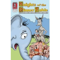 KNIGHTS OF THE DINNER TABLE  # 263