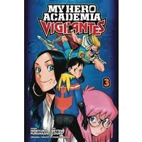 MY HERO ACADEMIA VIGILANTES GN Vol 3