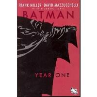 BATMAN YEAR ONE DELUXE SC
