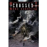 CROSSED PLUS 100 #13