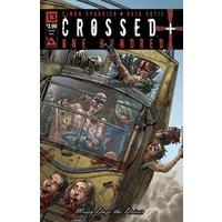 CROSSED PLUS 100 #13 CROSSED WIRES CVR