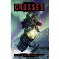 CROSSED BADLANDS #90 C-DAY WORLDWIDE CVR