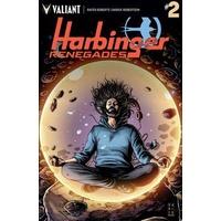 HARBINGER RENEGADES #2 CVR A ROBERTSON