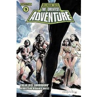 GREATEST ADVENTURE #9 (OF 9) CVR A NORD