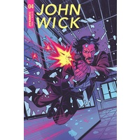 JOHN WICK #4 CVR A VALLETTA