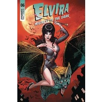 ELVIRA MISTRESS OF DARK # 6 CVR C ROYLE