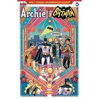 ARCHIE MEETS BATMAN 66 # 5 CVR B BRAGA