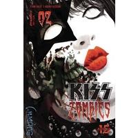 KISS ZOMIBES #2 CVR A SUYDAM