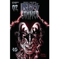 KISS ZOMIBES #2 CVR C BUCHEMI