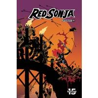 RED SONJA #11 CVR A CONNER & MOUNTS