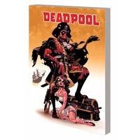 DEADPOOL BY DANIEL WAY COMPLETE COLL TP VOL 02