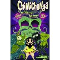 CHIMICHANGA SORROW OF WORLDS WORST FACE #2