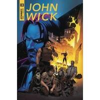 JOHN WICK #3 CVR A VALLETTA