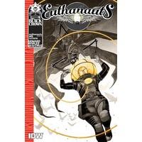 EUTHANAUTS # 5 CVR A ROBLES