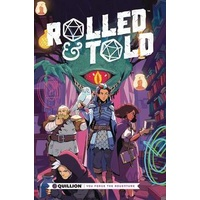 ROLLED AND TOLD # 3