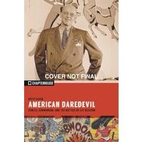 AMERICAN DAREDEVIL BATTLES LEV GLEASON SC NOVEL