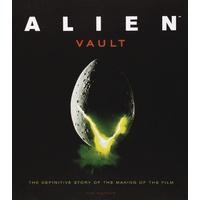 ALIEN VAULT DEFINITIVE STORY BEHIND FILM HC