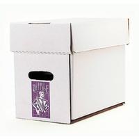 COMIC STORAGE BOX - CARDBOARD SHORT