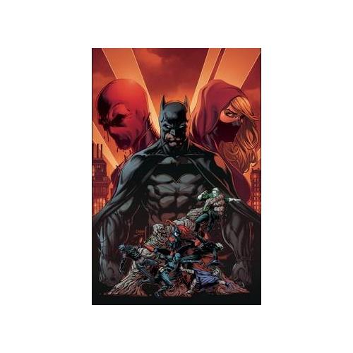 BATMAN DETECTIVE COMICS TP VOL 02 VICTIM SYNDICATE (REBIRTH)