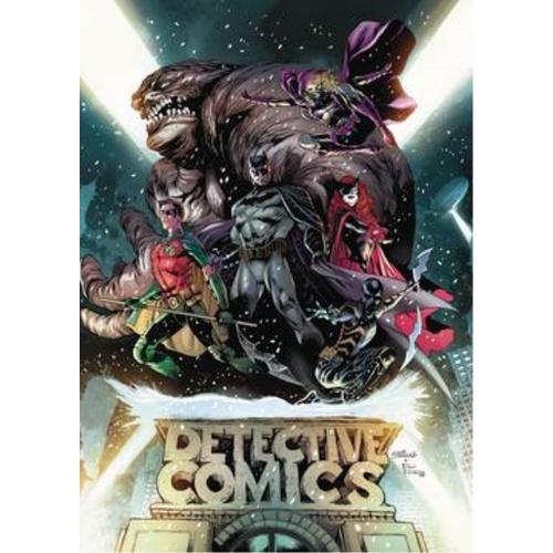 BATMAN DETECTIVE COMICS TP VOL 01 RISE OF THE BATMEN