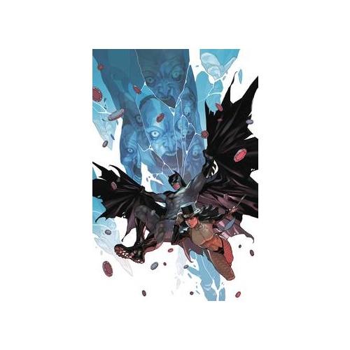 BATMAN DETECTIVE COMICS TP VOL 04 DEUS EX MACHINA